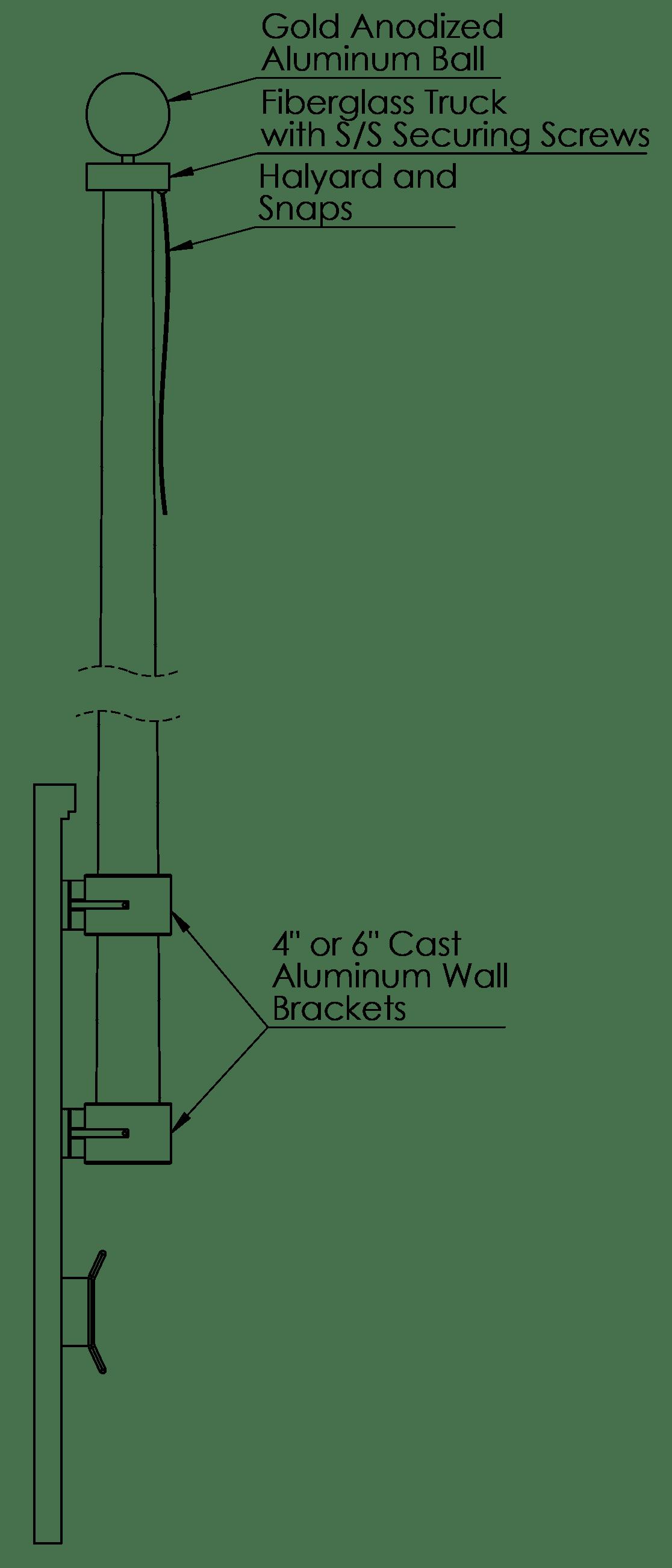 Geometric Orange and white wall hanging dish iparm\u00fcveszeti vallalat